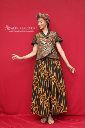 batik amarillis's joyluck jacket-revamped-PO