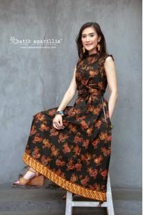 batik amarillis's breezey skirt-PO