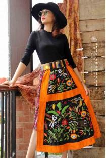 batik amarillis's H skirt-PO