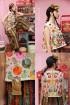 batik amarillis's gotil vest-PO