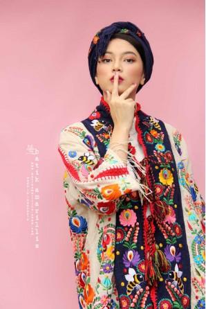 batik amarillis's nan aluih outer-PO
