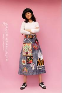 batik amarillis's project A skirt-PO