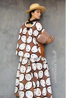 batik amarillis's breezy blouse 2 revamped