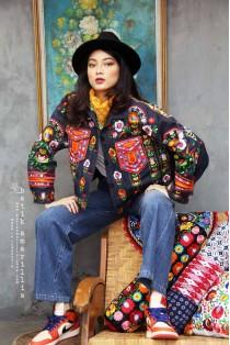 batik amarillis traveller jacket 5-PO