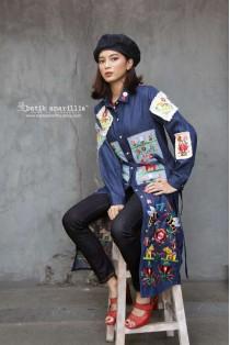 "batik amarillis's let it loose ""Tokyo""-PO"