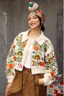 batik amarillis's maverick jacket-PO