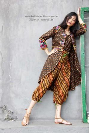 batik amarillis's ildiko 3 jacket-PO